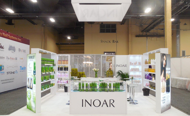 INOAR Showroom