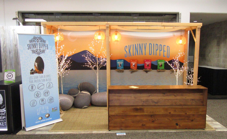 Skinny Dipped Showfloor