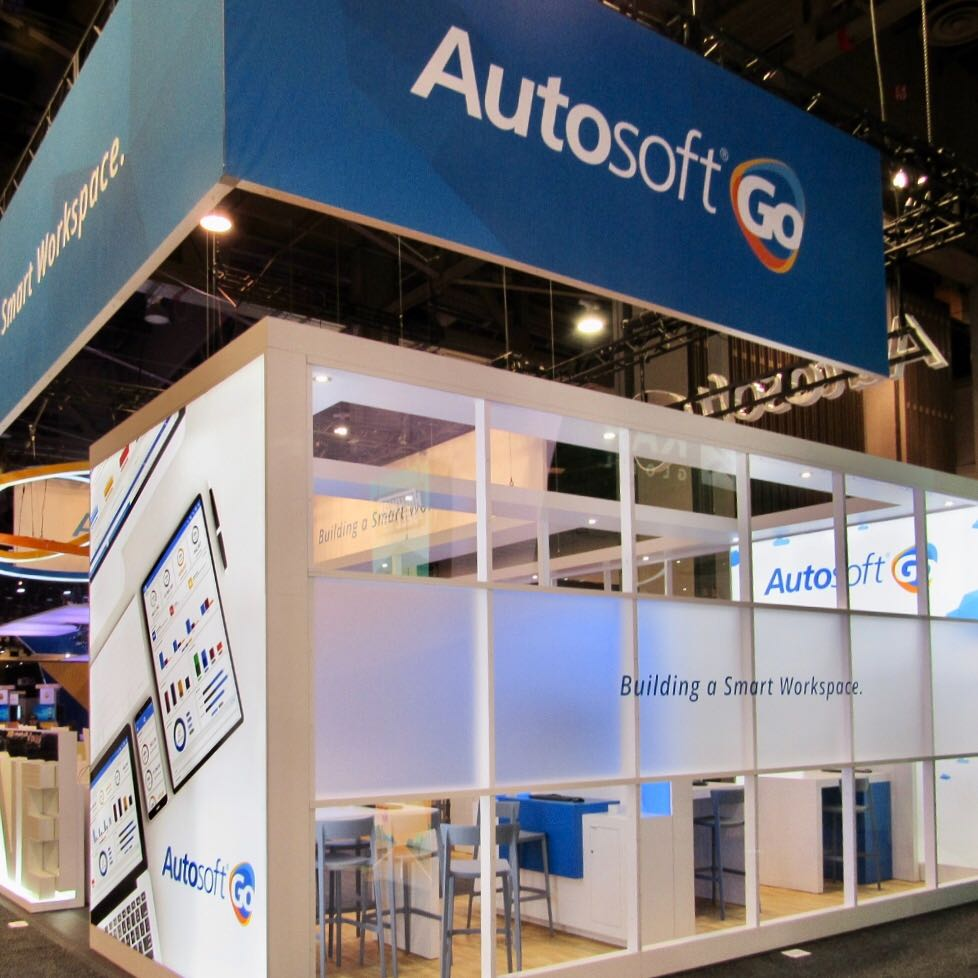 Autosoft Island booth