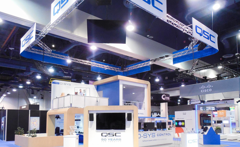 QSC Showfloor