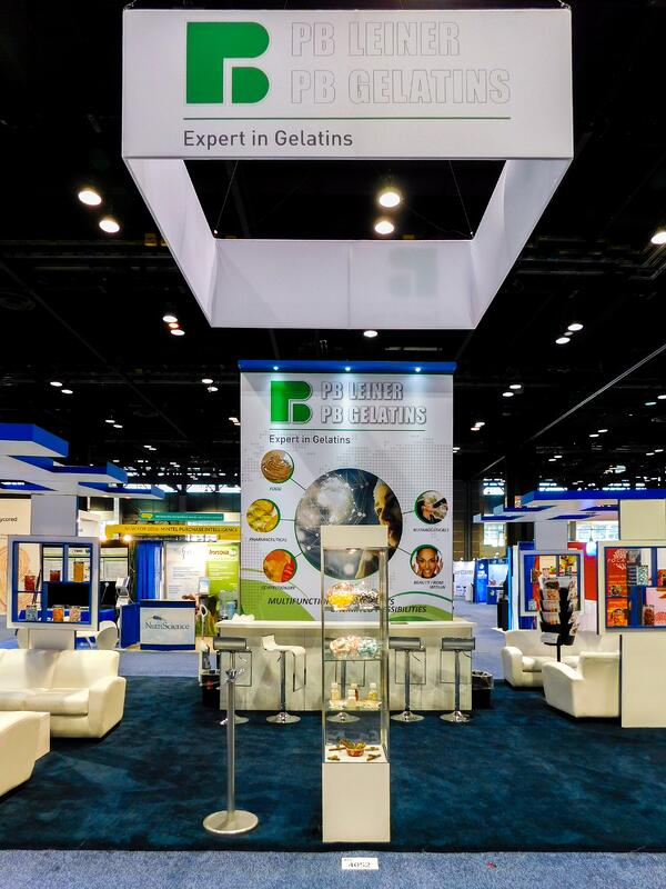 Small Island Trade Show Booth