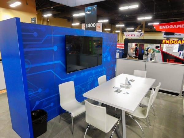 Multi-Story Meeting Space
